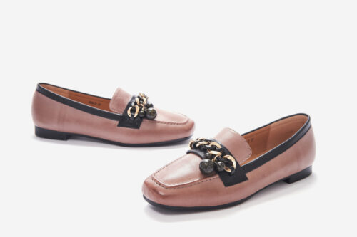 Fae 358-2 - Comfortable Leather Flats