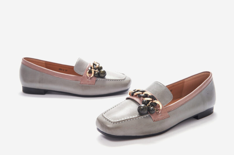 Fae 358-2 - Soft Leather Women Shoes