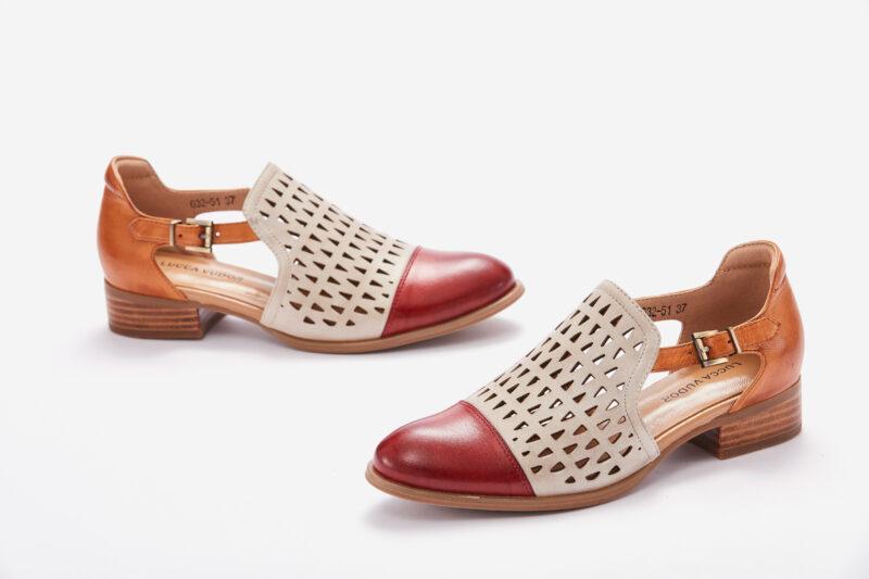Lucca Vudor Comfort Shoes